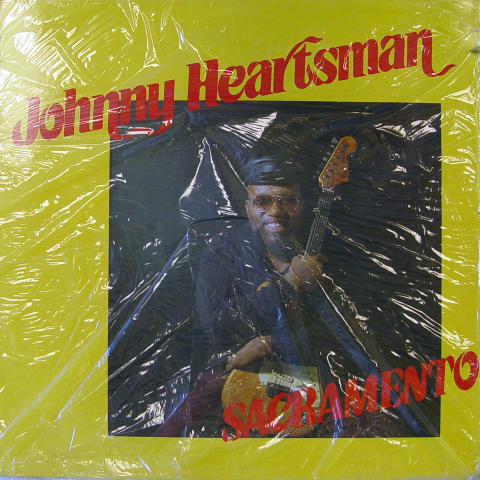 Johnny Heartsman Vinyl 12""