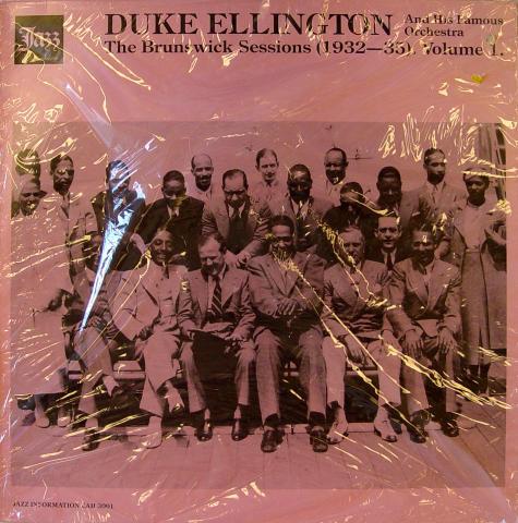 "Duke Ellington And His Famous Orchestra Vinyl 12"""