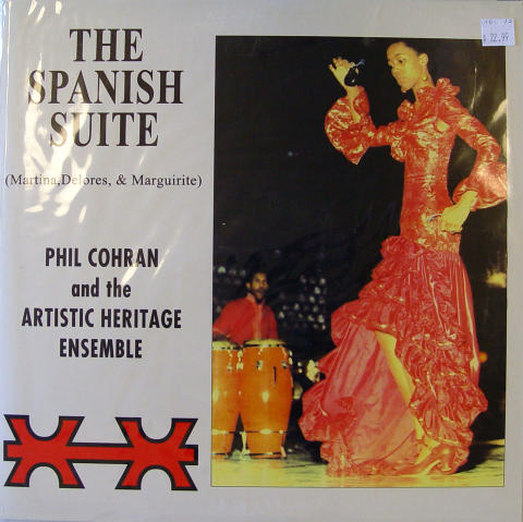 Phil Cohran And The Artistic Heritage Ensemble Vinyl 12""