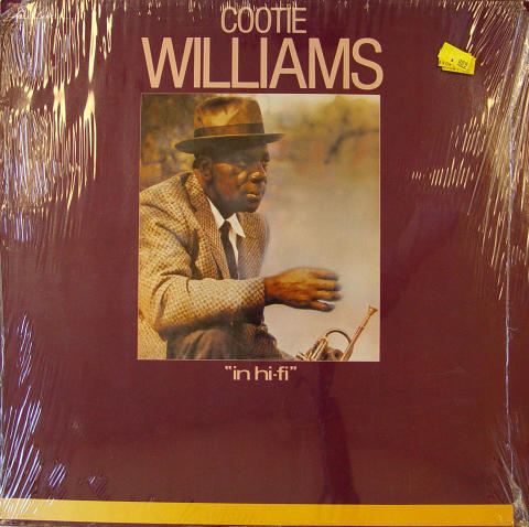 Cootie Williams Vinyl 12""