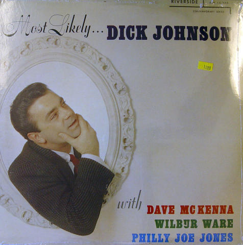 "Dick Johnson Vinyl 12"""