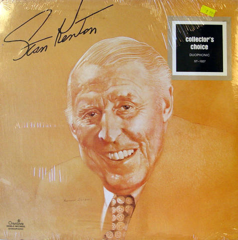 Stan Kenton and His Orchestra Vinyl 12""