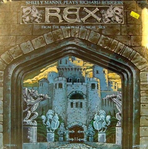 """Rex Vinyl 12"""""""