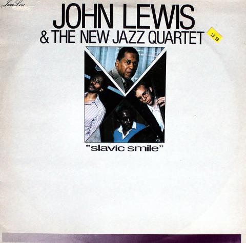 """John Lewis & The New Jazz Quartet Vinyl 12"""""""