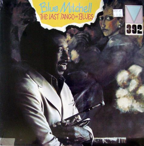 "Blue Mitchell Vinyl 12"""