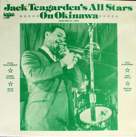 """Jack Teagarden's All Stars Vinyl 12"""""""