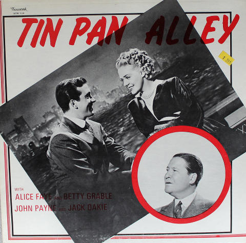 Tin Pan Alley Vinyl 12""