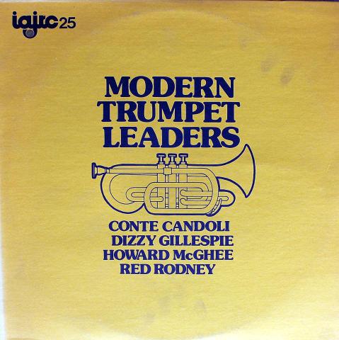 """Conte Candoli / Dizzy Gillespie / Howard McGhee / Red Rodney Vinyl 12"""""""
