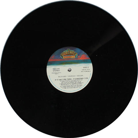"Richard ""Dimples"" Fields Vinyl 12"""