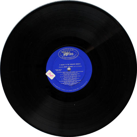 """Buddy Morrow And His Orchestra Vinyl 12"""""""