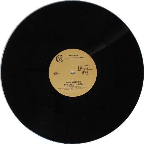 "Jimmy Sterling Vinyl 12"""