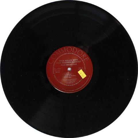"""Peck Kelly Vinyl 12"""""""