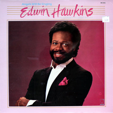 """Edwin Hawkins Vinyl 12"""""""