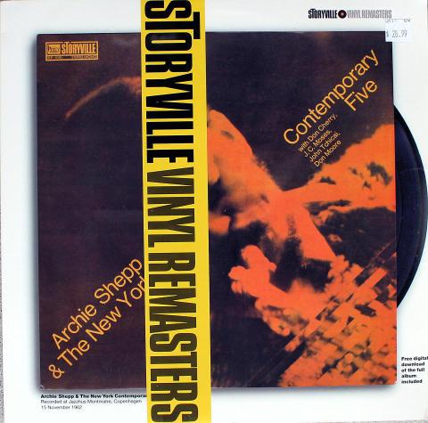 "Archie Shepp Vinyl 12"""