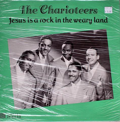 """The Charioteers Vinyl 12"""""""