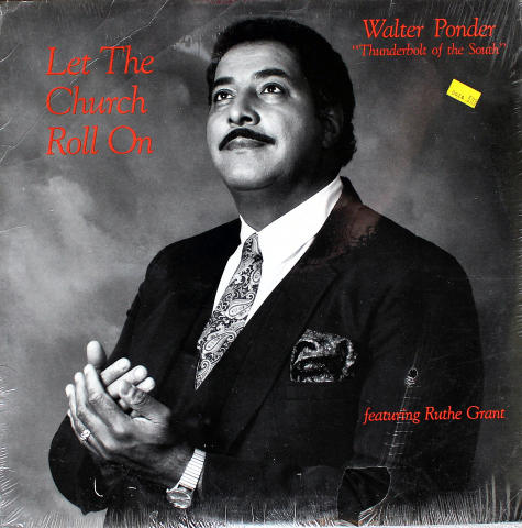 "Walter Ponder Vinyl 12"""