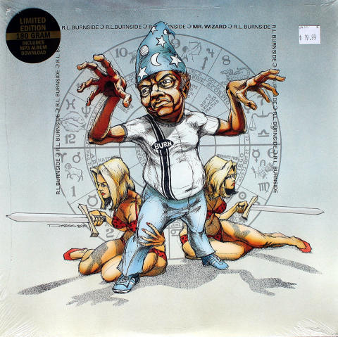 """R.L. Burnside Vinyl 12"""""""
