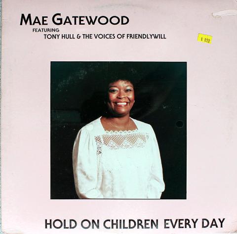 "Mae Gatewood Vinyl 12"""