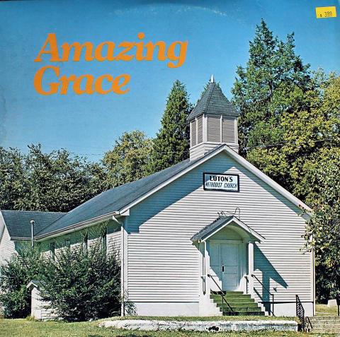 """Amazing Grace Vinyl 12"""""""