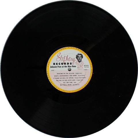 """Johnnie Pate Vinyl 12"""""""