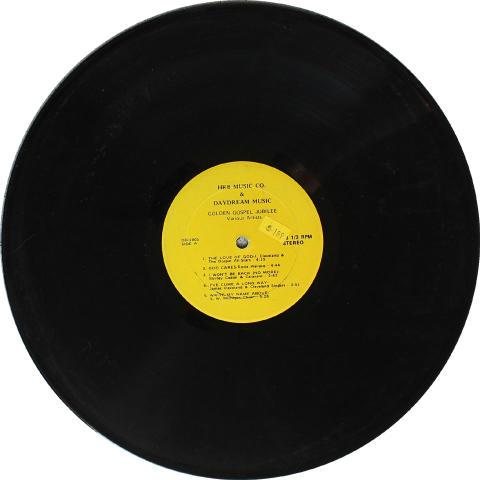 "Golden Gospel Jubilee Vinyl 12"" (Used)"