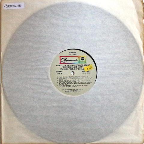 """Big Jeb Dooley Vinyl 12"""""""