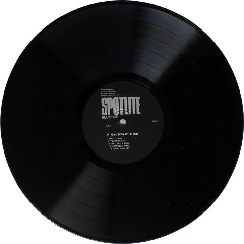 """Joe Albany Vinyl 12"""""""