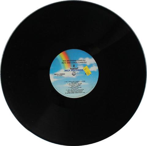 """Pete And Conte Condoli Vinyl 12"""""""
