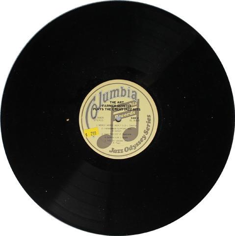 """The Art Farmer Quintet Vinyl 12"""""""