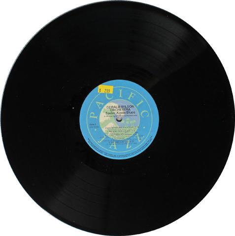 """Gerald Wilson Orchestra Vinyl 12"""""""