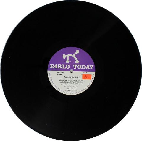 """Paulinho Da Costa Vinyl 12"""""""