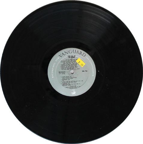 """Jim Kweskin Vinyl 12"""""""