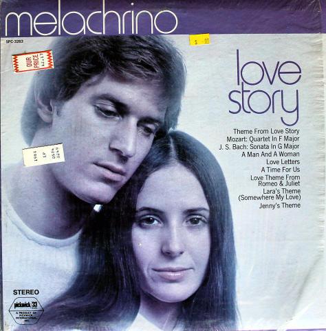 """The Melachrino Strings Vinyl 12"""""""