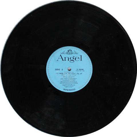 "Peter Ustinov Vinyl 12"""