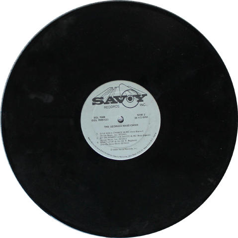 "Test Pressing ST240 Vinyl 12"""