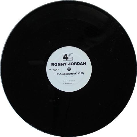 """Ronny Jordan Vinyl 12"""""""