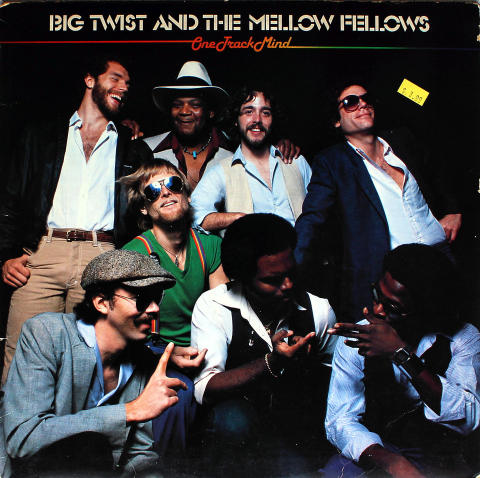 Big Twist & The Mellow Fellows Vinyl 12""