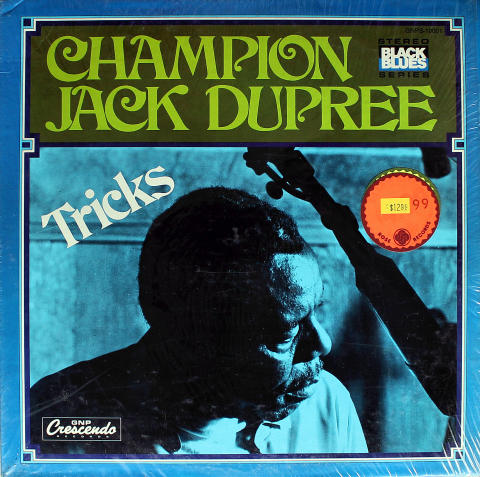 "Champion Jack Dupree Vinyl 12"""