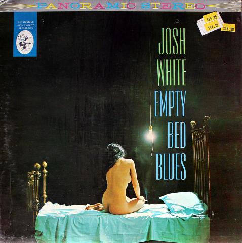 """Josh White Vinyl 12"""""""