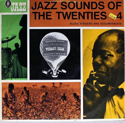 """Jazz Sounds Of The Twenties 4 Vinyl 12"""""""