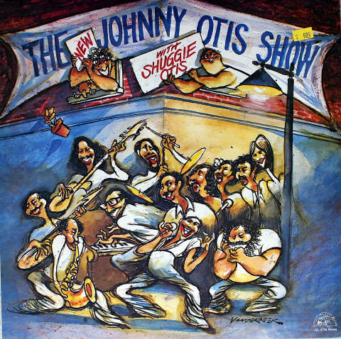 Johnny Otis Vinyl 12""