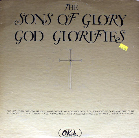 "The Sons Of Glory Vinyl 12"""