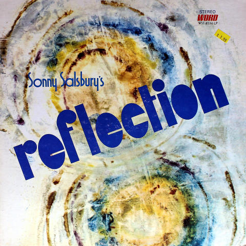 "Sonny Salsbury Vinyl 12"""