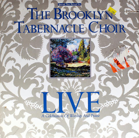 The Brooklyn Tabernacle Choir Vinyl 12""