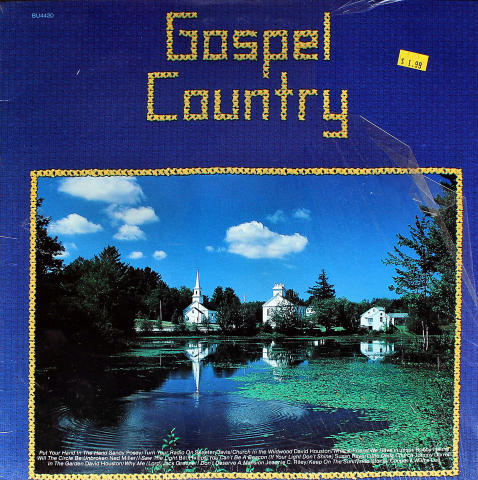 "Gospel Country Vinyl 12"""