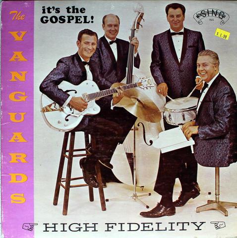 "The Vanguards Vinyl 12"""