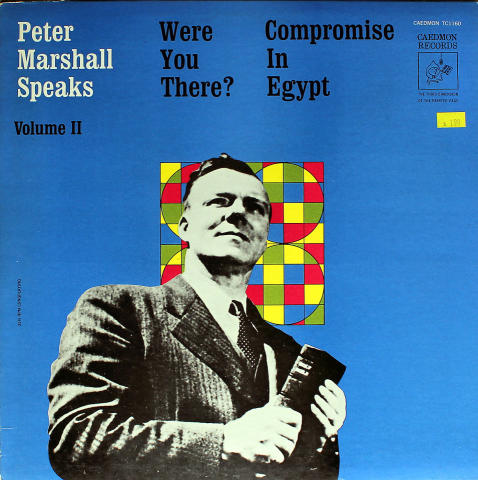 "Peter Marshall Vinyl 12"""