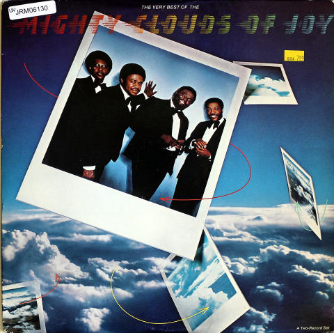 The Mighty Clouds of Joy Vinyl 12""