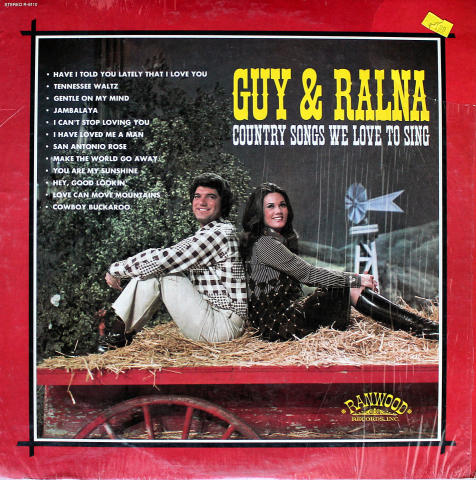 "Guy & Ralna Vinyl 12"""
