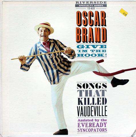 """Oscar Brand Vinyl 12"""""""